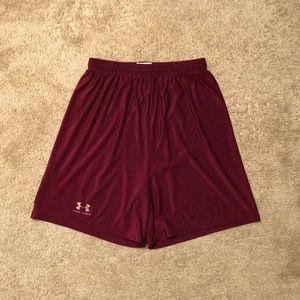 Under Armour - Men's Athletic Shorts - M
